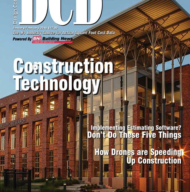 DCD Magazine Features NCMC
