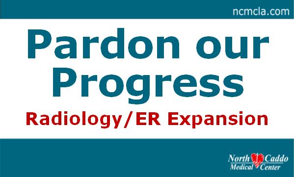 Radiology / ER Expansion Begins at NCMC